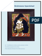 Trisikhi Brahmana Upanishad