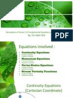 Fundamental 2-D Equations Derivations-libre