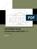 Cm Robing Room Report June 2011