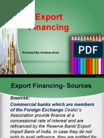 Export Finance Final Unit 5