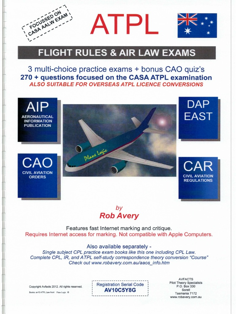ATPL Flight Rules and Air Law Exams | Instrument Flight