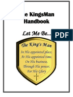 kingsman handbook