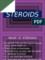 Steroids 2