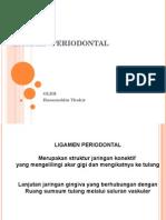Ligamen Periodontal