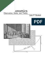 Microeconomics by John Burkett