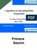 Logistica en Las Pequeñas Empresas