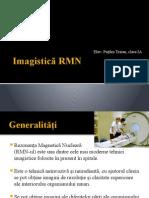 Imagistică RMN