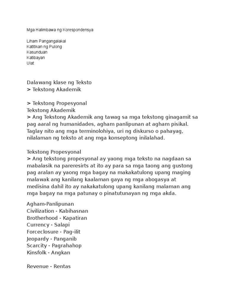 tekstong agham Contextual translation of mga halimbawa ng tekstong agham panlipunan into  english human translations with examples: social science.
