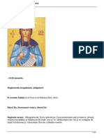 Acatistul Sfintei Mucenite Tatiana
