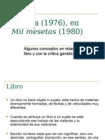 Rizoma (1976) y los manuscritos