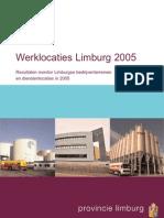 Bedrijventerreinen WerklocatiesLimburg2005