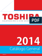 Catalogo General 2014 toshiba