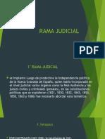 Rama Judicial Exposicion