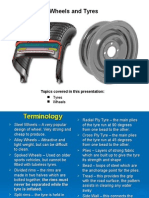 Tyre Notes