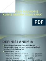 PENDEKATAN DIAGNOSIS KLINIS ANEMIA PADA ANAK.pptx
