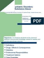 Substance Abuse Slides Web
