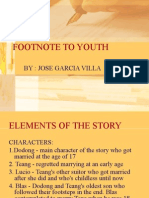 Footnote to Youth 2