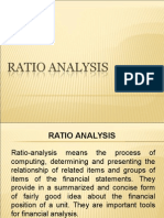 PPTs of Ratio Analysis
