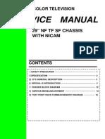 Philco PF2908 Manual de servicio