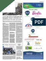 A un año de la explosión, Por Juan Mascardi (La Nación)