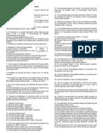 Lista de Exercícios Concentração e Diluição.pdf