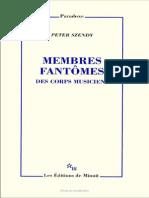 Membres Fantomes Des Corp