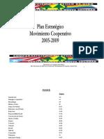 Plan Estratégico Movimiento Cooperativo Puertorriqueño [2005]