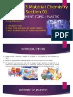 Plastic Introduction