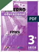 CadernoEducacional 3serie Fisica Professor 3bim