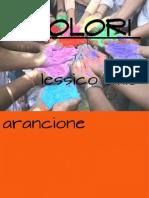 colori in italiano