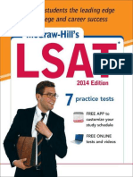 McGraw-Hill's LSAT, 2014 Edition (Mcgraw Hill's Lsat) - Falconer, Russ & Johnson, Drew