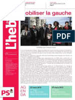L'Hebdo des socialiste n°769