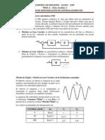 Metodos de Sintonización de Controladores PID