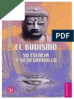 Conze El Budismo.