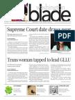 Washingtonblade.com, Volume 46, Issue 11, March 13, 2015