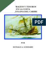Naufragios y Tesoros en Las Costas Venezolanas Del Caribe (Donald a. Goddard)