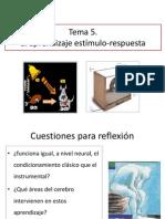 Tema 5 Aprendizaje ExR