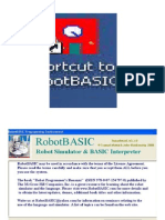 Getting Started With Robot Basic