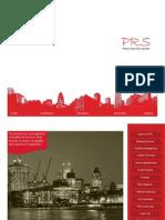 PRS Brochure
