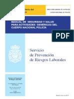 Manual Seguridad Salud Policia