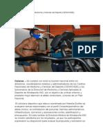 Centros Nacionales de Medicina y Ciencias Del Deporte