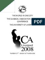 Liverpool 2008-cllassical-association