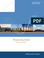 Powering India the Road to 2017
