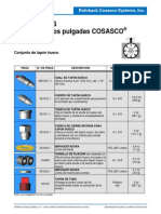 Accessories Cosasco Two Inch System SPA