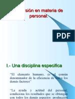 2.1-2.2 Previsión y Planeación