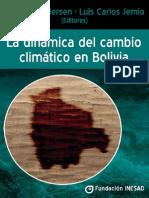 La dinámica del cambio climático en Bolivia