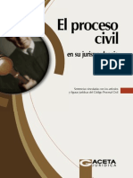 El Proc Civil en Su Juris