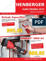 Euro Promo 2015 Saneamador