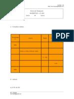 Ficha de Trabalho de Matemática - Percentagens