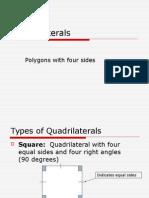 Quadrilateral s